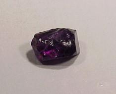 Amethyst crystal rough from customer - before cutting