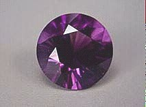 Large Showy Amethyst Brilliant