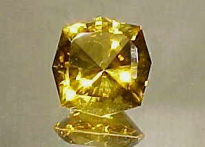 Golden Beryl Octagon